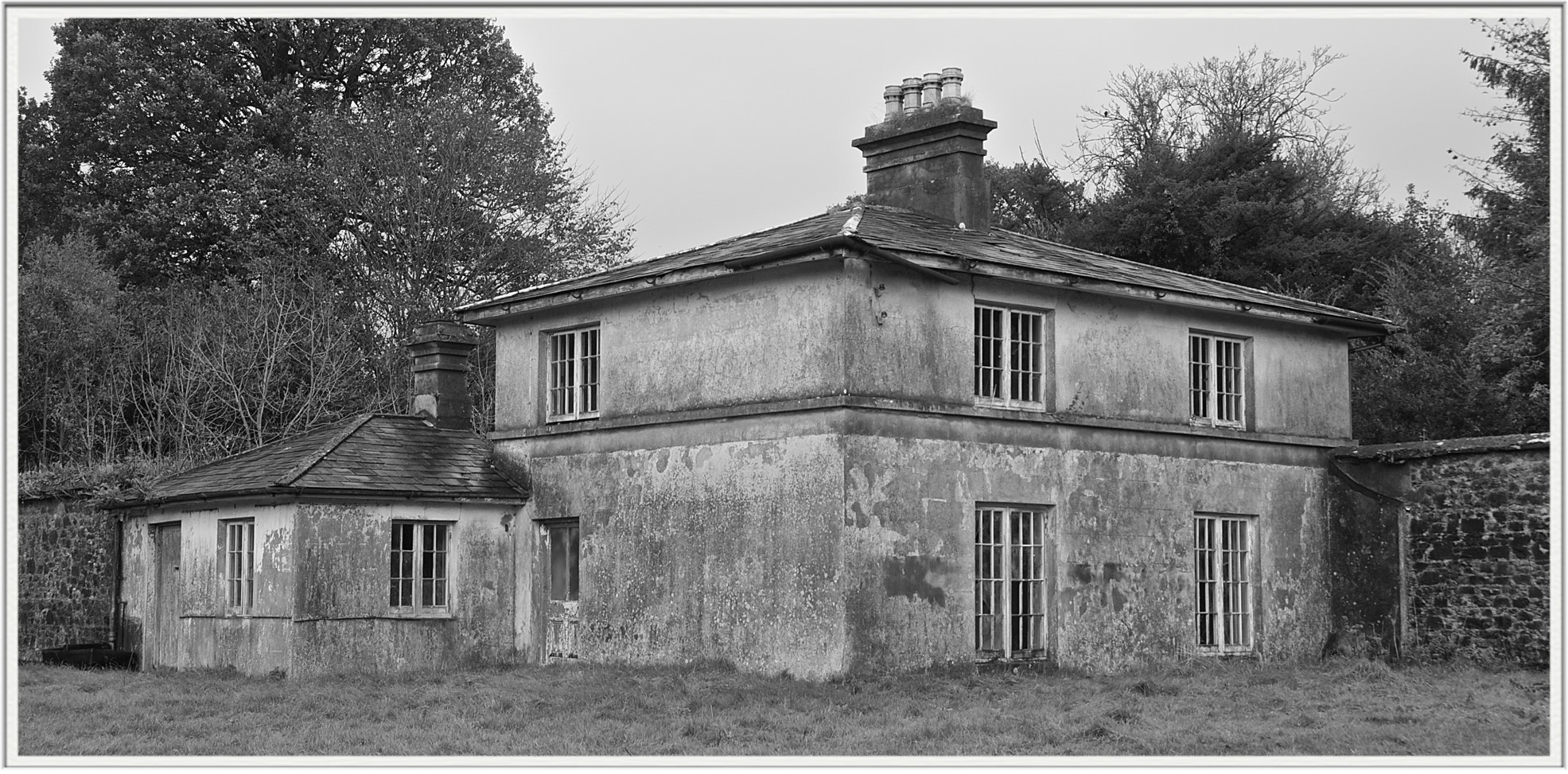 Restoration Head Gardener's House