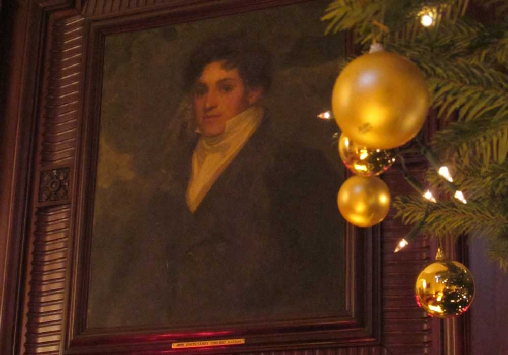 John the Magnificent Smith Barry Fota House Christmas Magic of Santa The Irish Heritage Trust Authentic Christmas