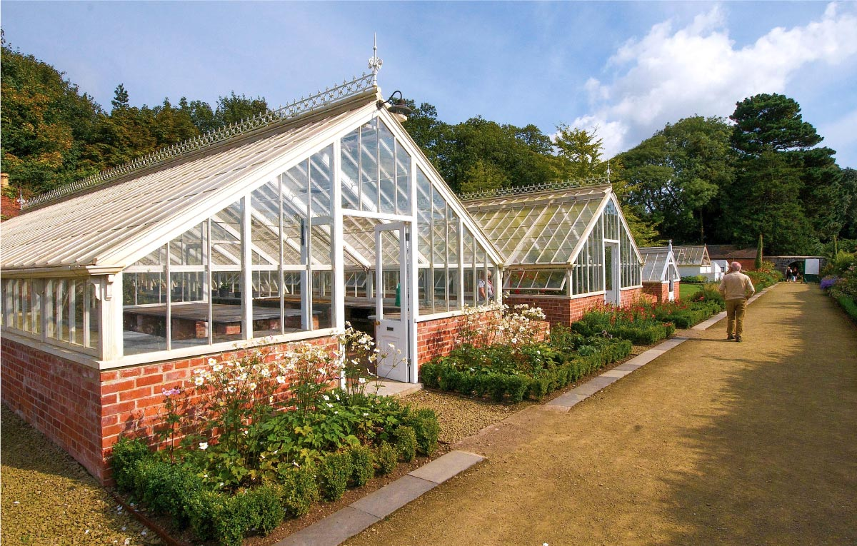 Fota Glasshouse