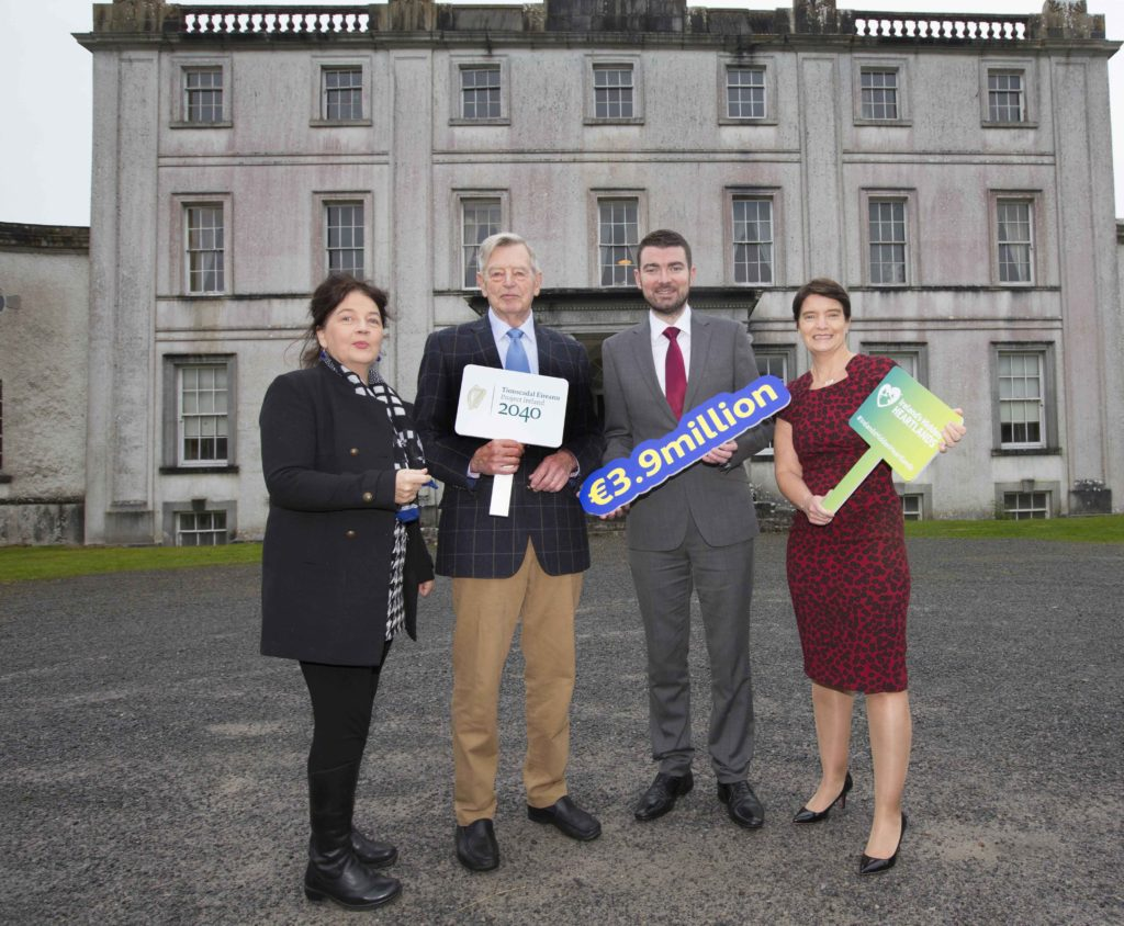 Investment of €5.1 million for National Famine Museum