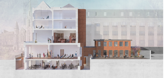 11 PARNELL SQUARE – PLANNING PERMISSION GRANTED FOR NEXT CHAPTER IN DUBLIN'S LITERARY QUARTER