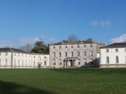 Strokestown House Front